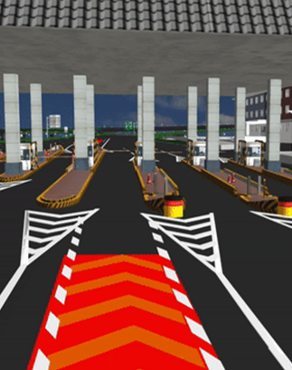 Highway and Waterway Geographic Information System-BIM+GIS Application
