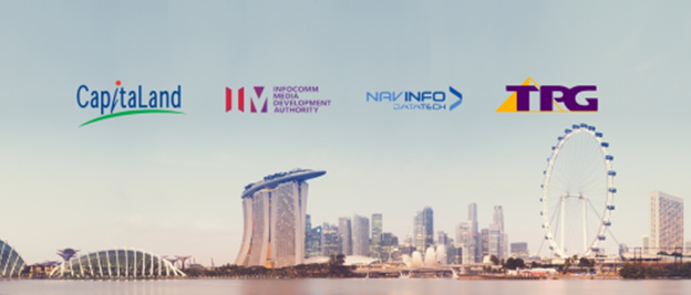 CapitaLand Group Joined Hands with NavInfo and TPG Telecom to Build 5G Intelligent Real Estate Test Base in Singapore